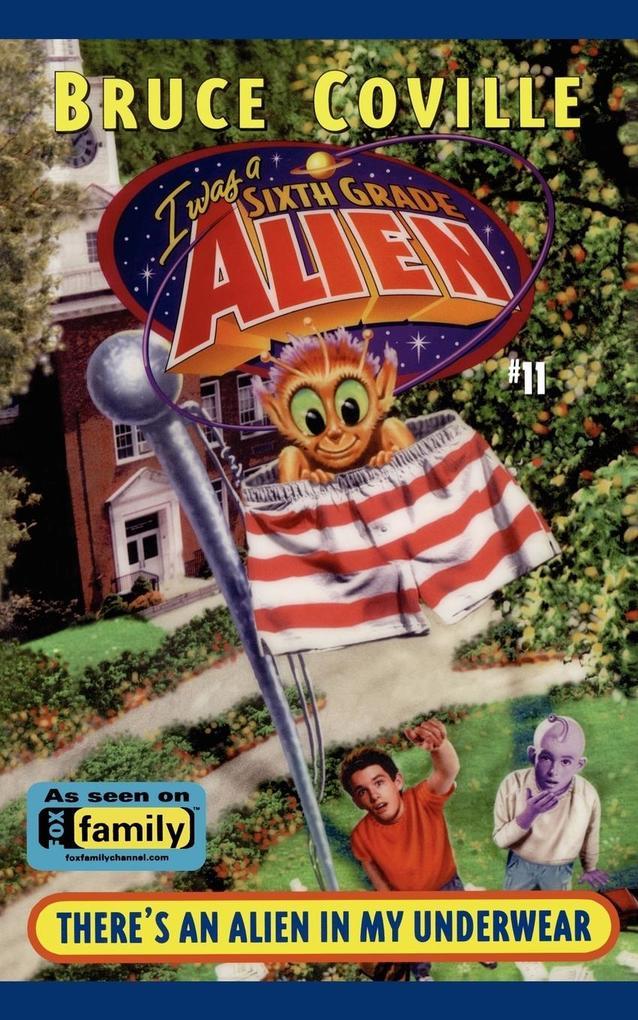 There's an Alien in My Underwear als Taschenbuch