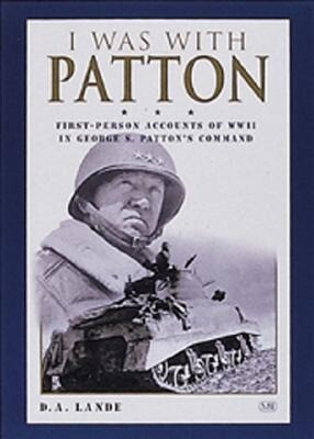 I Was with Patton als Buch