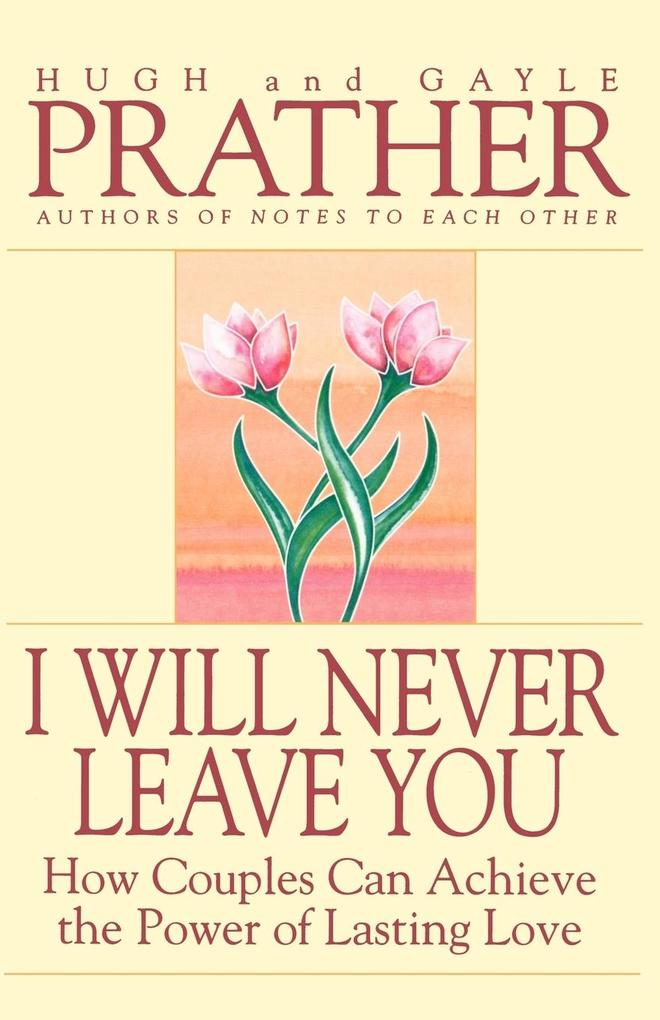 I Will Never Leave You als Taschenbuch