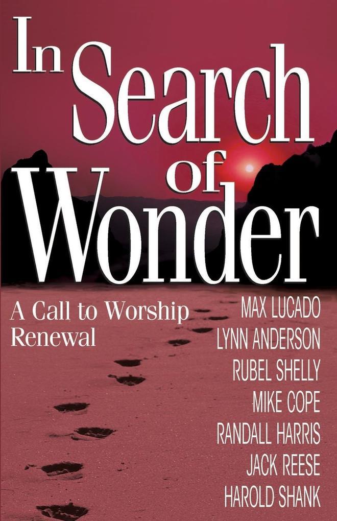 In Search of Wonder als Taschenbuch