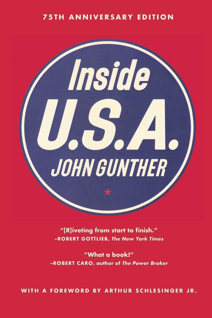 Inside U.S.a als Taschenbuch