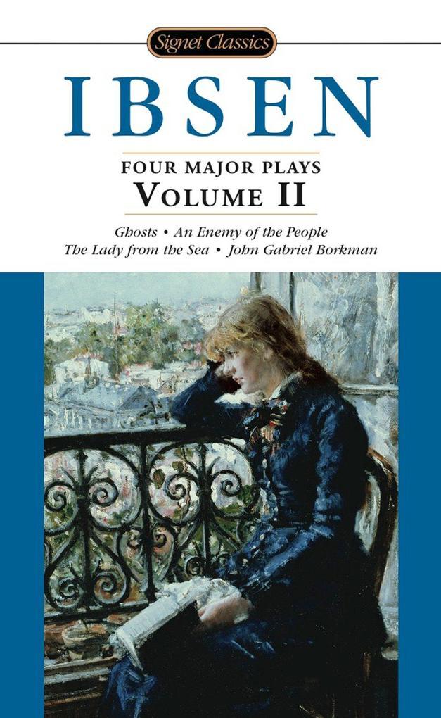 Four Major Plays Vol.2 als Taschenbuch
