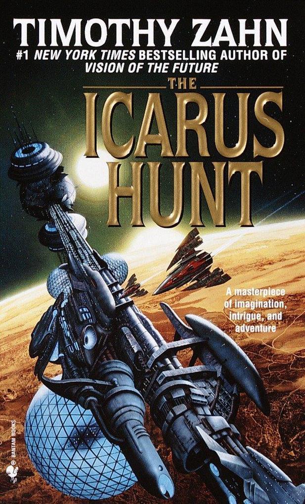 The Icarus Hunt als Taschenbuch