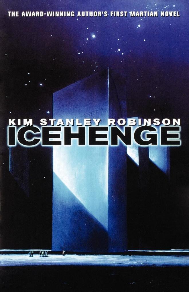 Icehenge als Taschenbuch