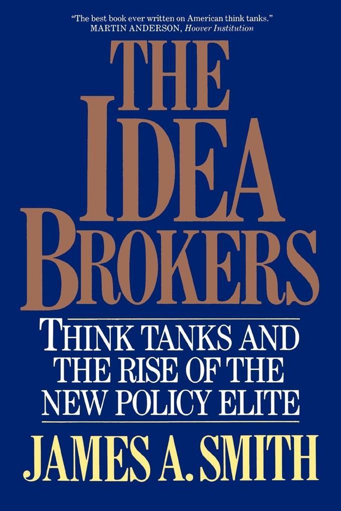 The Idea Brokers als Taschenbuch