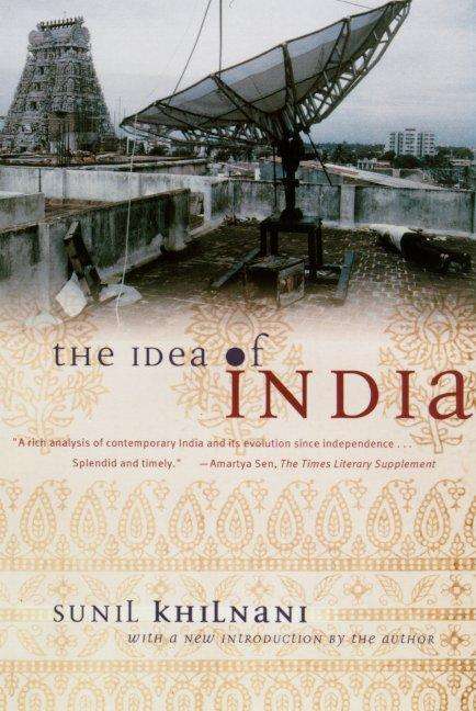 The Idea of India als Taschenbuch