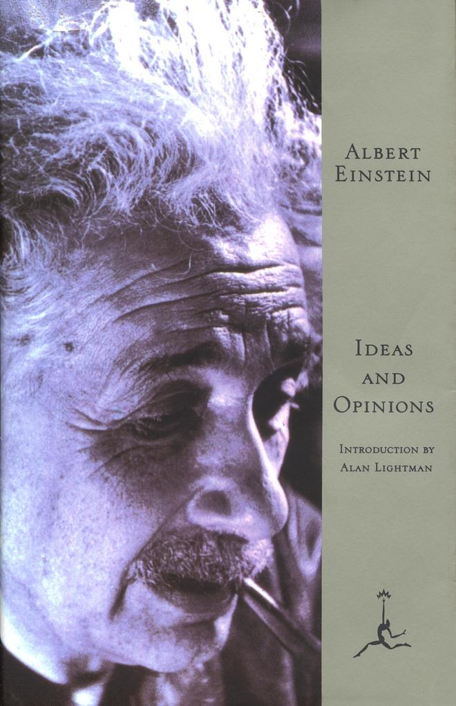Ideas and Opinions (Revised) als Buch