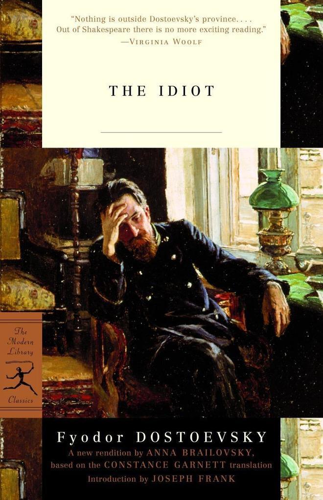 The Idiot als Taschenbuch