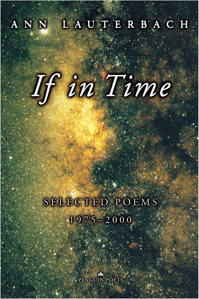 If in Time: Selected Poems, 1975-2000 als Taschenbuch