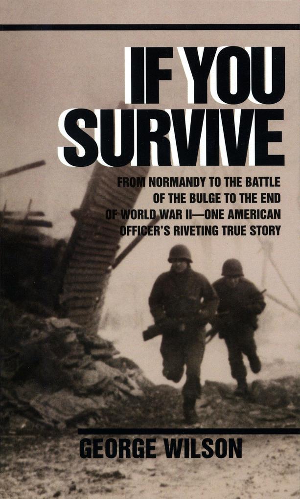 If You Survive als Taschenbuch