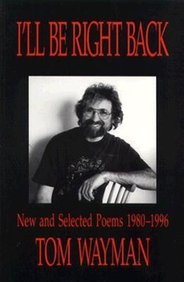 I'll Be Right Back: New and Selected Poems als Taschenbuch