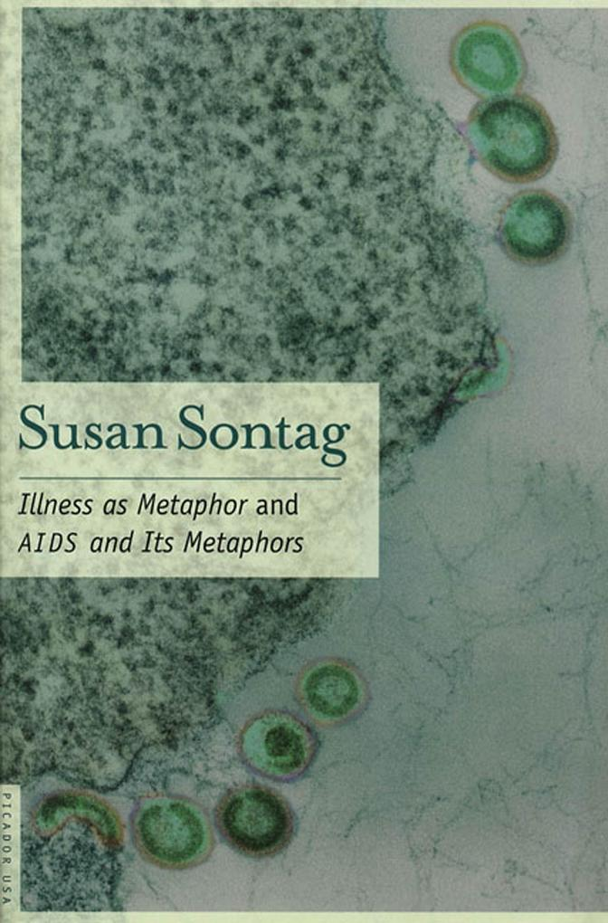 Illness as Metaphor and AIDS and Its Metaphors als Taschenbuch