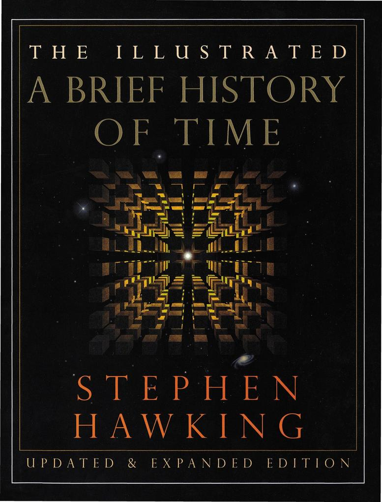 The Illustrated a Brief History of Time: Updated and Expanded Edition als Buch