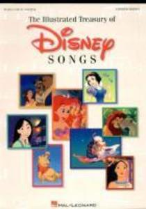 The New Illustrated Treasury Of Disney Songs als Taschenbuch