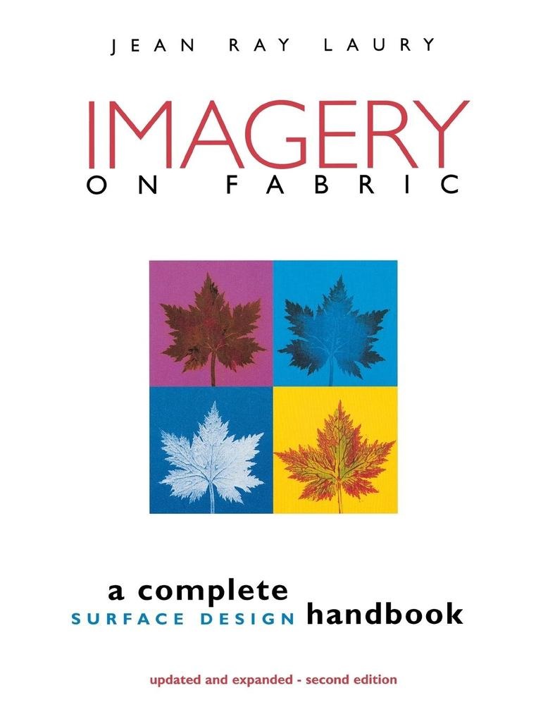 Imagery on Fabric 2nd Edition - Print on Demand Edition als Taschenbuch