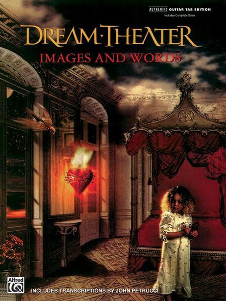 Dream Theater - Images and Words als Taschenbuch