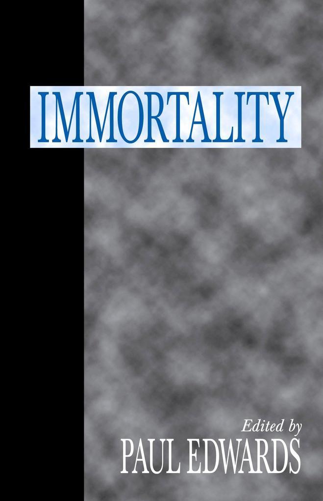 Immortality als Taschenbuch