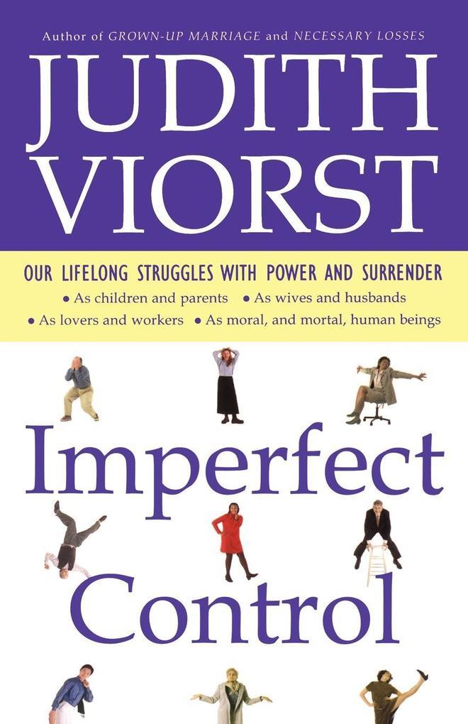 Imperfect Control als Taschenbuch