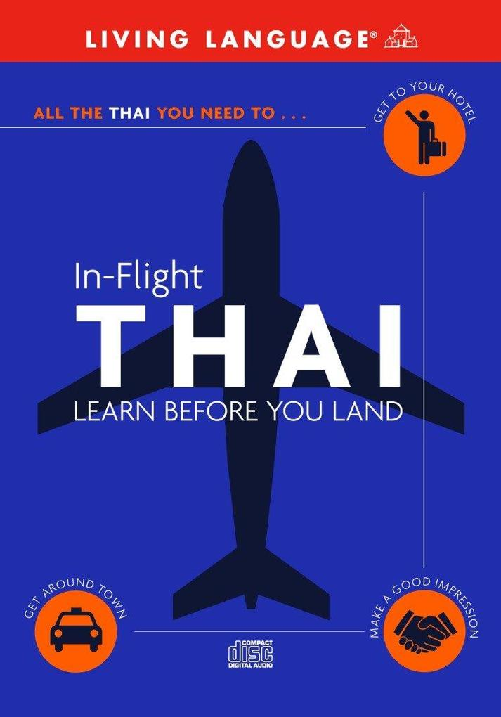 In-Flight Thai: Learn Before You Land als Hörbuch