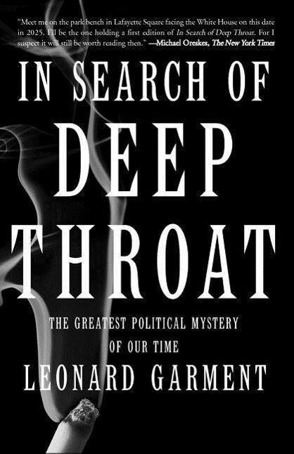 In Search of Deep Throat: The Greatest Political Mystery of Our Time als Taschenbuch
