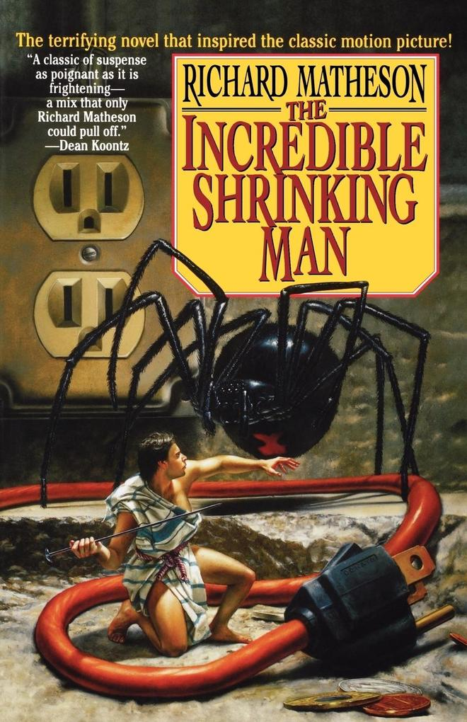 The Incredible Shrinking Man als Buch