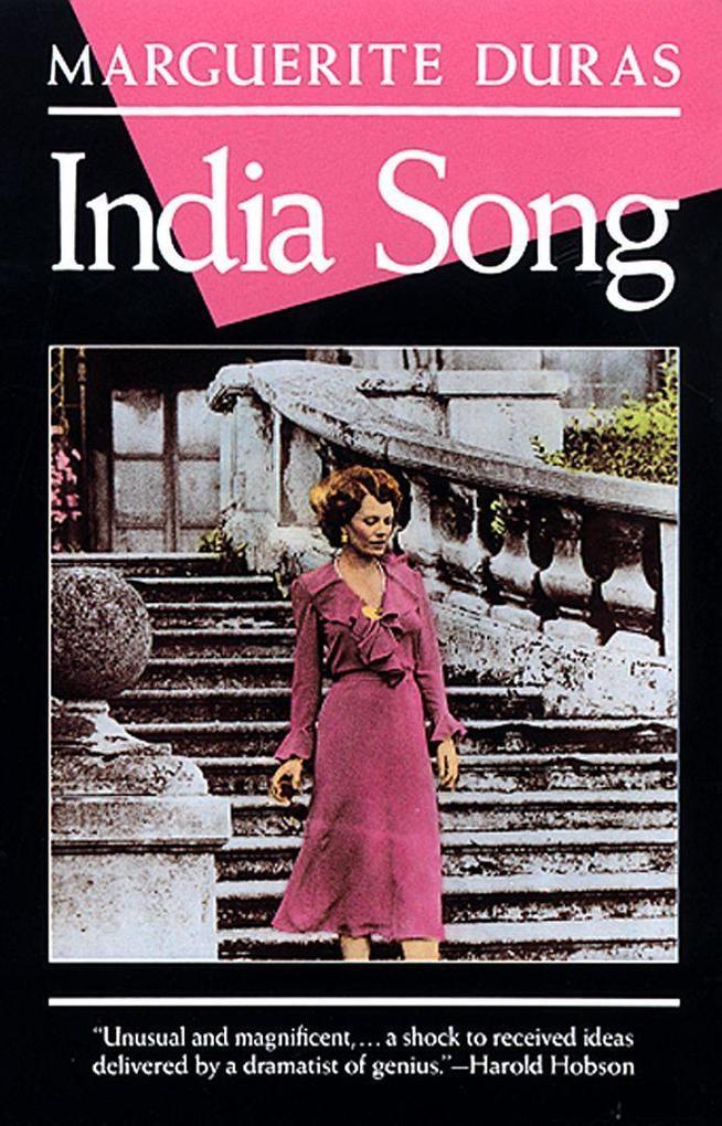 India Song als Taschenbuch