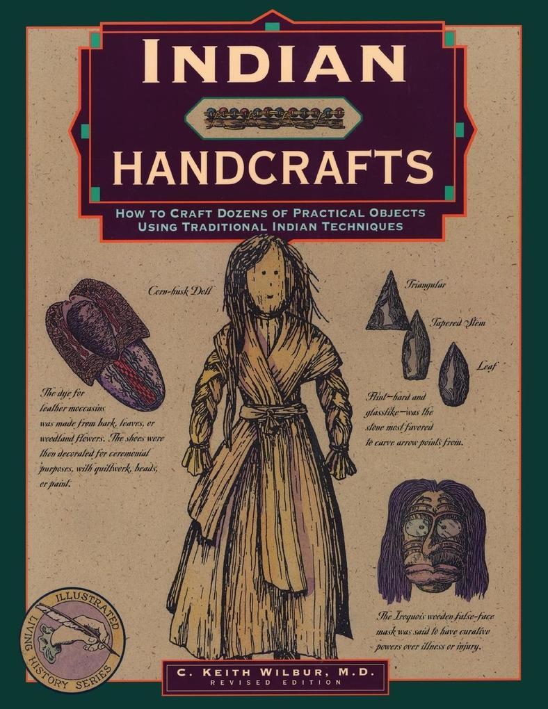 Indian Handcrafts als Taschenbuch