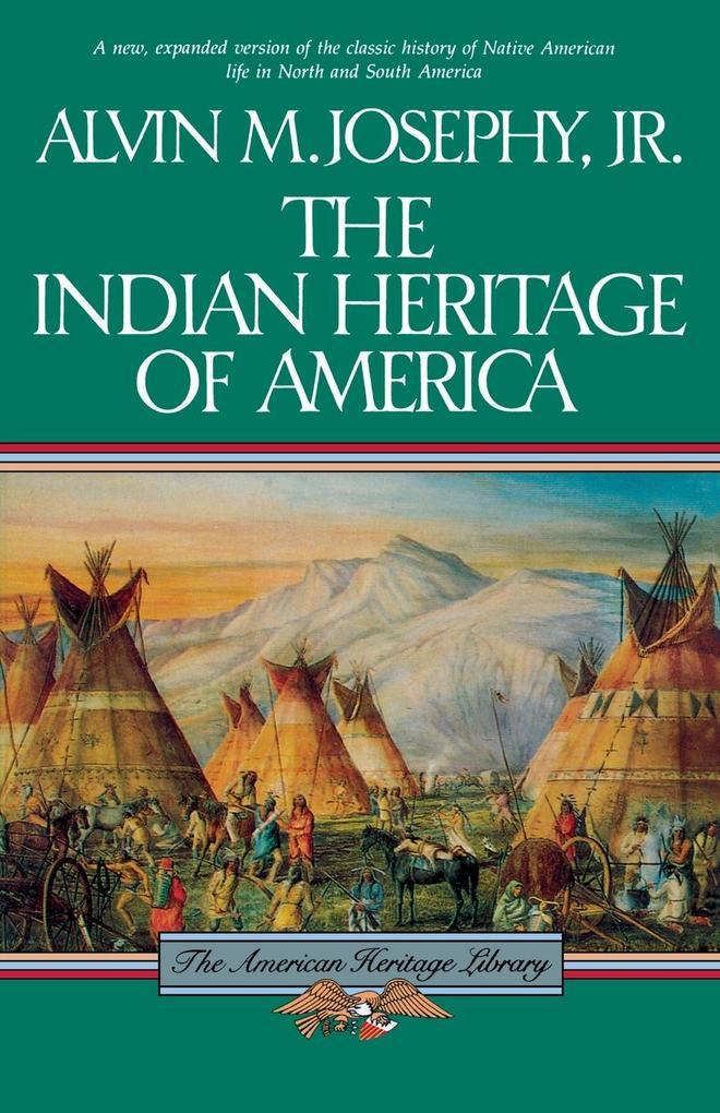 The Indian Heritage of America als Taschenbuch