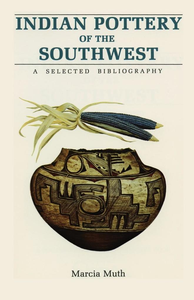 Indian Pottery of the Southwest als Taschenbuch