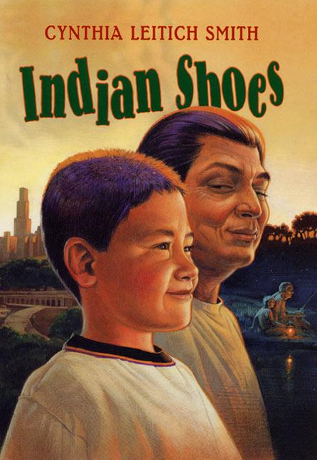 Indian Shoes als Buch