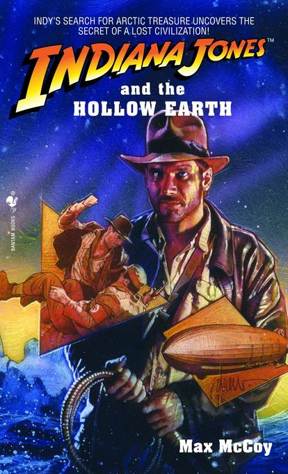 Indiana Jones and the Hollow Earth als Taschenbuch