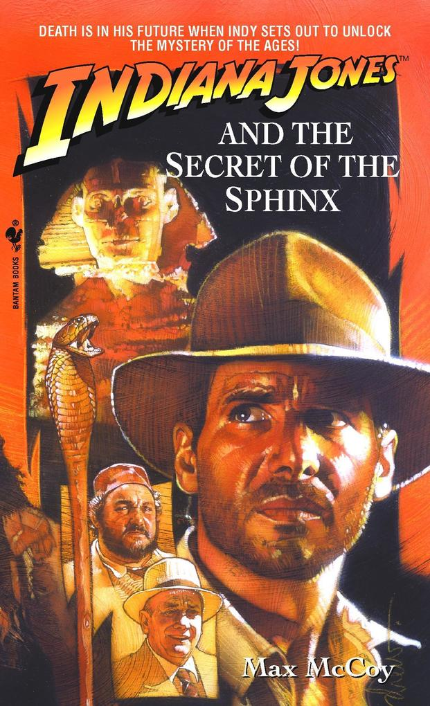 Indiana Jones and the Secret of the Sphinx als Taschenbuch