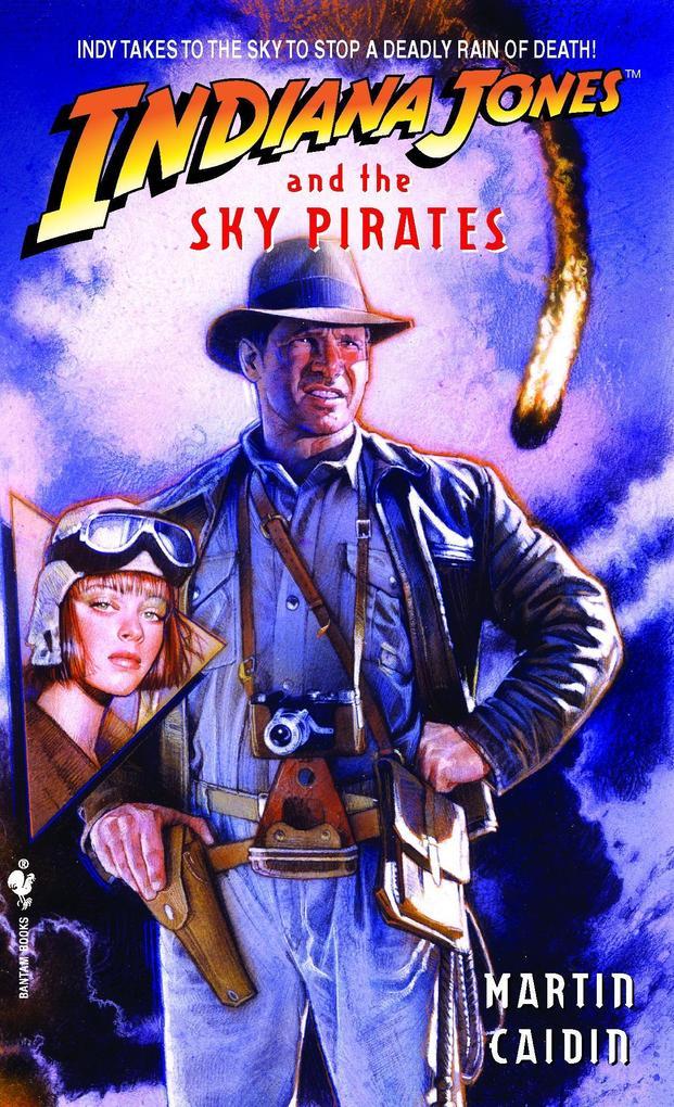 Indiana Jones and the Sky Pirates als Taschenbuch