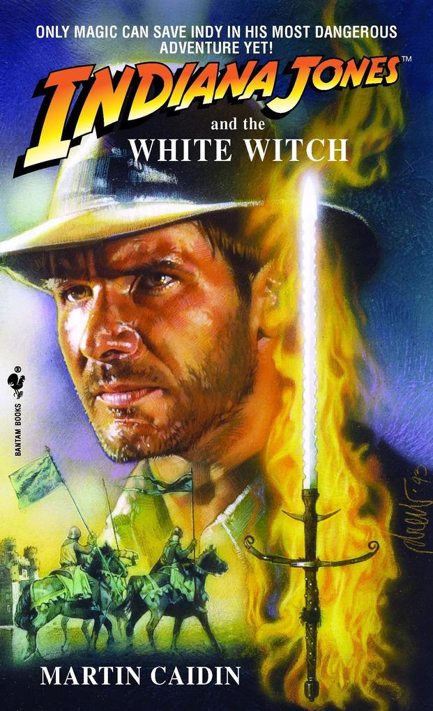 Indiana Jones and the White Witch als Taschenbuch