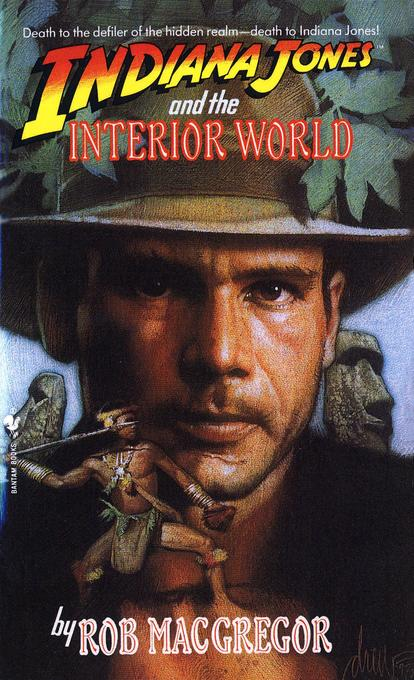 Indiana Jones and the Interior World als Taschenbuch