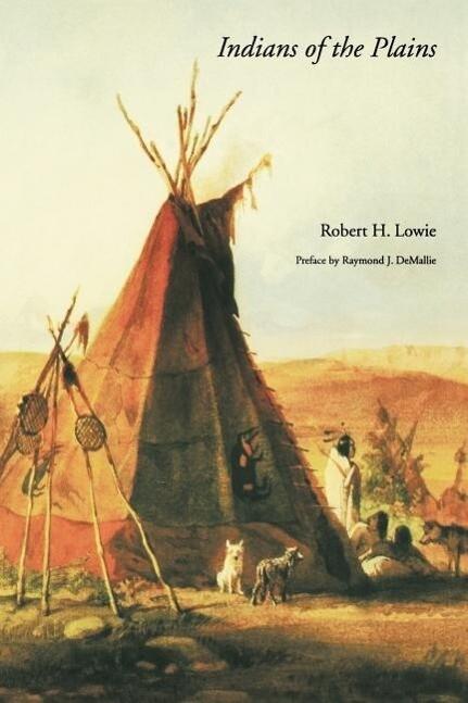 Indians of the Plains als Taschenbuch