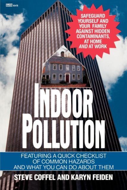 Indoor Pollution als Taschenbuch