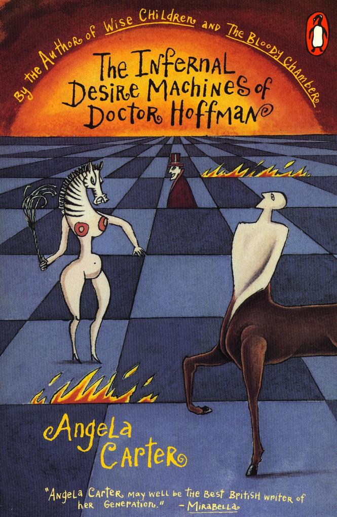 The Infernal Desire Machines of Doctor Hoffman als Taschenbuch