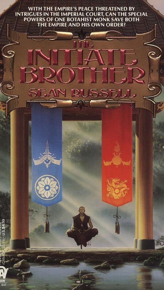 The Initiate Brother als Taschenbuch
