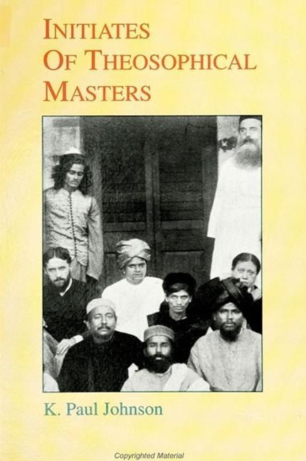 Initiates of Theosophical Masters als Taschenbuch