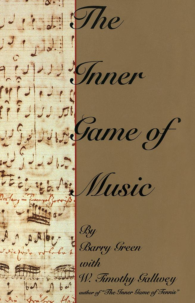 The Inner Game of Music als Buch