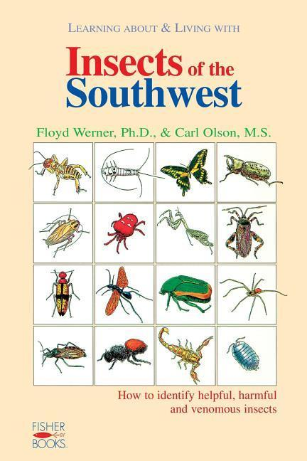Insects of the Southwest als Taschenbuch
