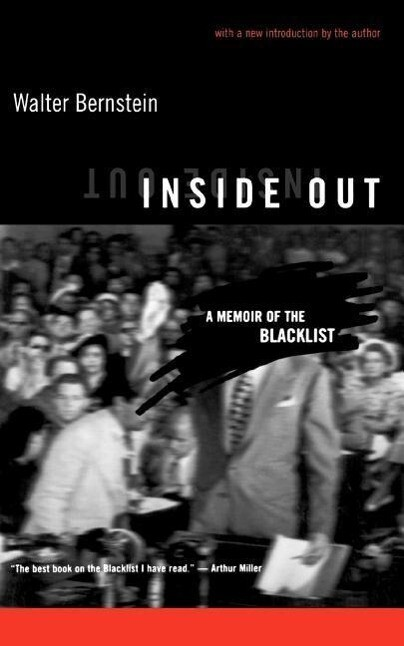 Inside Out: A Memoir of the Blacklist als Taschenbuch