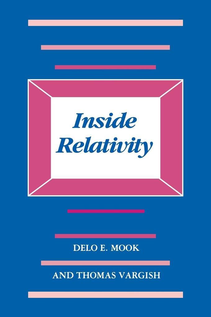 Inside Relativity als Buch