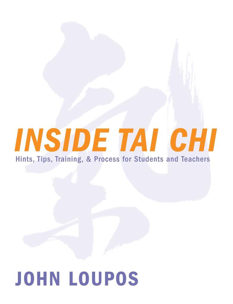 Inside Tai Chi als Taschenbuch