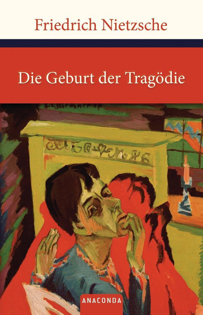 Die Geburt der Tragödie als Buch