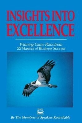 Insights Into Excellence als Buch