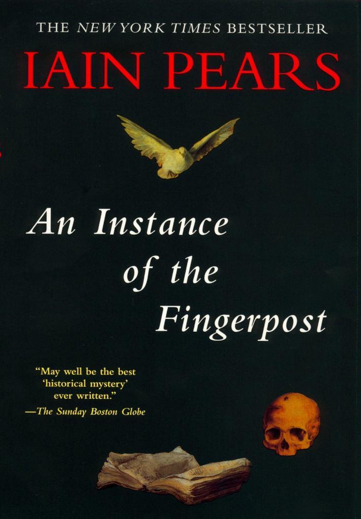 An Instance of the Fingerpost als Taschenbuch