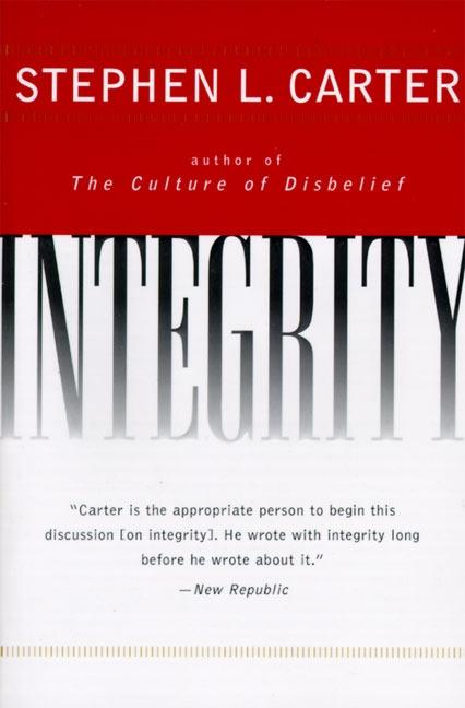 Integrity als Taschenbuch