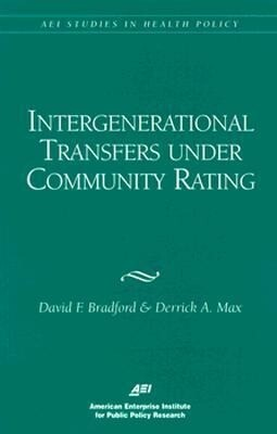 Intergenerational Transfers Under Community Rating als Taschenbuch